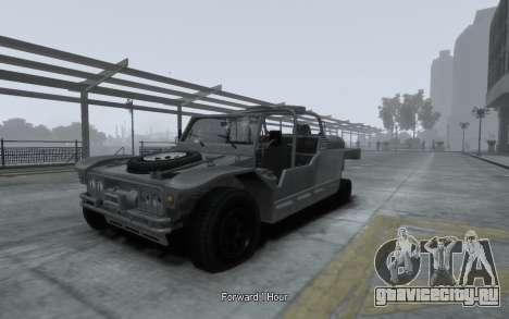 LYT-2021 для GTA 4 вид сзади