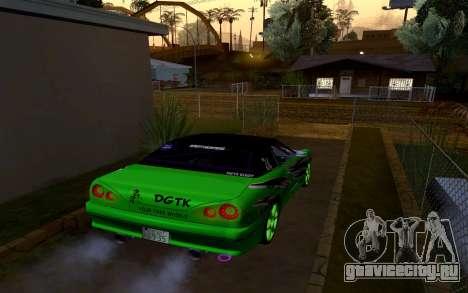 DGTK Elegy v1 для GTA San Andreas вид слева