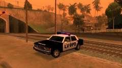 Beta LVPD Police для GTA San Andreas
