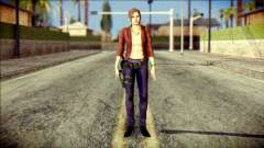 Claire Redfield from Resident Evil для GTA San Andreas