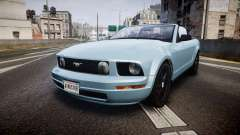 Ford Mustang Convertible Mk.V 2008