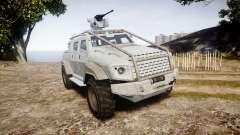 GTA V HVY Insurgent Pick-Up