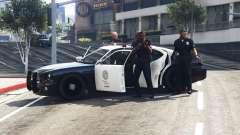 Вызов полиции v0.1