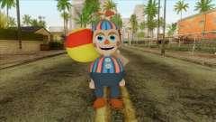 Balloon Boy from Five Nights at Freddys 2 для GTA San Andreas
