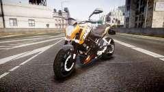 KTM 125 Duke для GTA 4