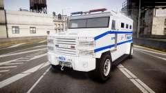 GTA V Brute Police Riot [ELS] skin 4