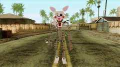 Mangle from Five Nights at Freddy 2 для GTA San Andreas