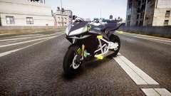 Honda CBR600RR Stunt