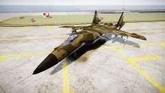Су-47 Беркут forest