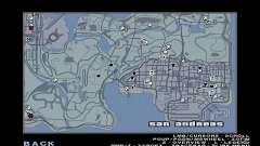GTA 5 Map Mod v1.3 для GTA San Andreas
