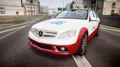 Mercedes-Benz C180 FlyUS для GTA 4