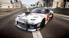 Mazda RX-7 Mad Mike Final Update one PJ для GTA 4
