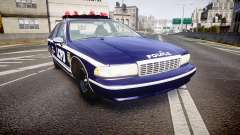 Chevrolet Caprice 1993 LCPD WoH Auxiliary [ELS]