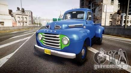 Ford F-1 1949 4WD для GTA 4