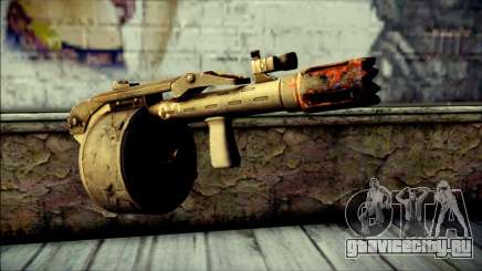 Rumble 6 Combat Shotgun для GTA San Andreas