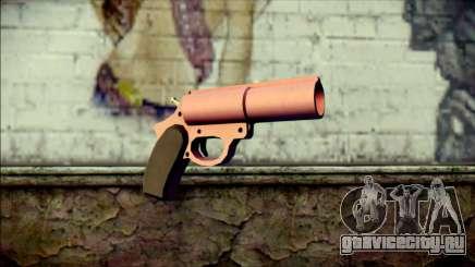 Pink Lanza Bengalas from GTA 5 для GTA San Andreas