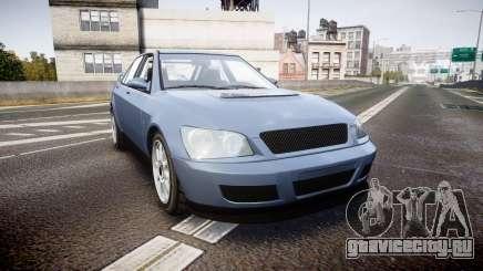 Karin Sultan TT Rally для GTA 4