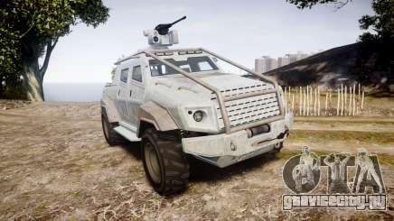 GTA V HVY Insurgent Pick-Up для GTA 4