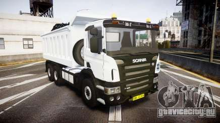 Scania P420 для GTA 4