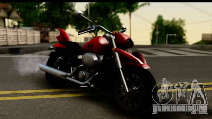 Honda Shadow 750 для GTA San Andreas