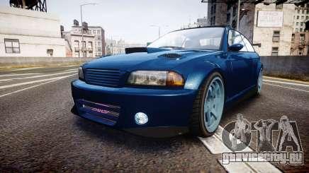 Ubermacht Sentinel STD Sport для GTA 4