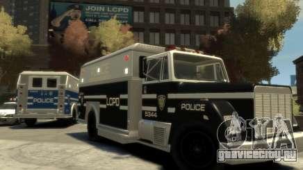 GTA 3 Enforcer HD для GTA 4