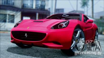 Ferrari California 2009 для GTA San Andreas