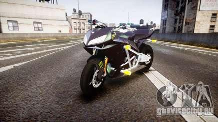 Honda CBR600RR Stunt для GTA 4