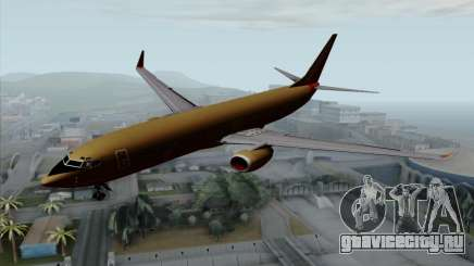 Boeing 737-800 Southwest Gold для GTA San Andreas