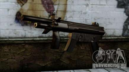 MP5K From LCS для GTA San Andreas