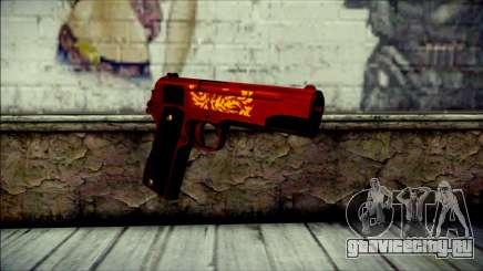 Dual Colt Red Dragon CF для GTA San Andreas