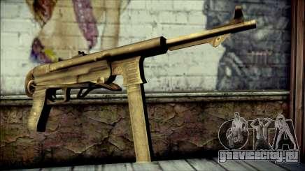 MP40 from Call of Duty World at War для GTA San Andreas