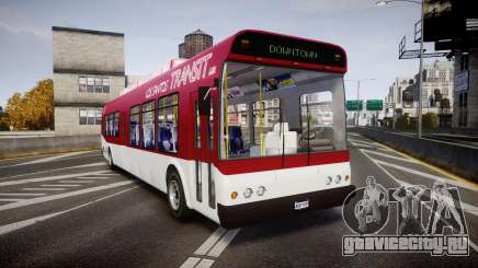 GTA V Brute Bus для GTA 4