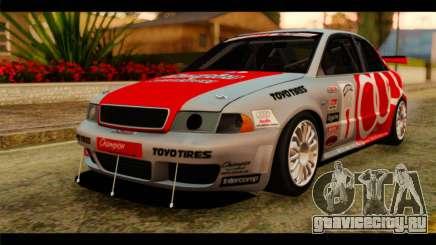 Audi S4 B5 2002 Champion Racing для GTA San Andreas