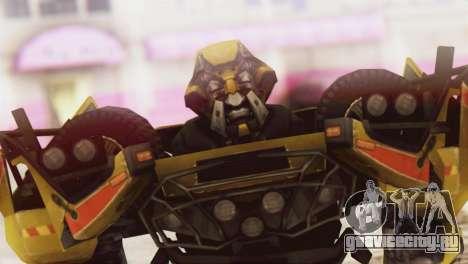 Ratchet Skin from Transformers v1 для GTA San Andreas