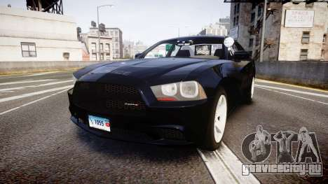 Dodge Charger LC Police Stealth [ELS] для GTA 4
