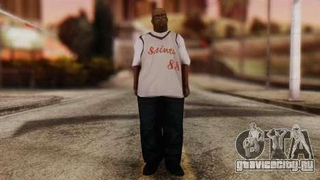 Big Smoke Skin 3 для GTA San Andreas второй скриншот