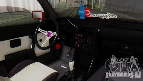BMW M3 E30 B.O. Yapım для GTA San Andreas вид справа