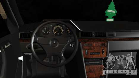Mercedes-Benz W124 E500 для GTA San Andreas вид справа
