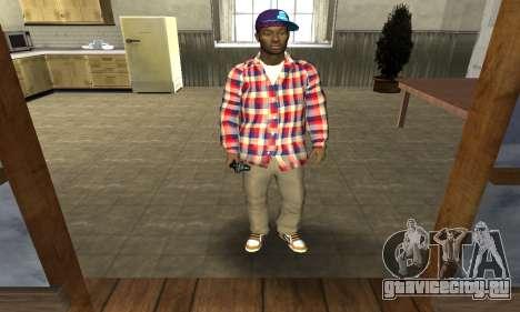 Ballas Cool Pack для GTA San Andreas восьмой скриншот