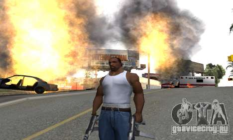 Perfect Weather and Effects for Low PC для GTA San Andreas