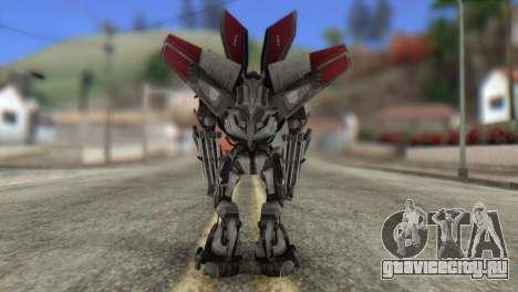 Air Raide Skin from Transformers для GTA San Andreas второй скриншот