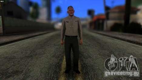 GTA 5 Skin 6 для GTA San Andreas