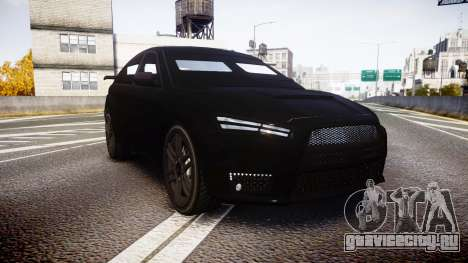 GTA V Karin Kuruma Armored satin paint для GTA 4
