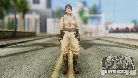 Dead Or Alive 5 Ultimate Momiji Costume 2 для GTA San Andreas второй скриншот