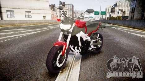 Yamaha MT-09 для GTA 4