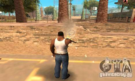 Perfect Weather and Effects for Low PC для GTA San Andreas второй скриншот