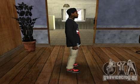 Ballas Cool Pack для GTA San Andreas четвёртый скриншот
