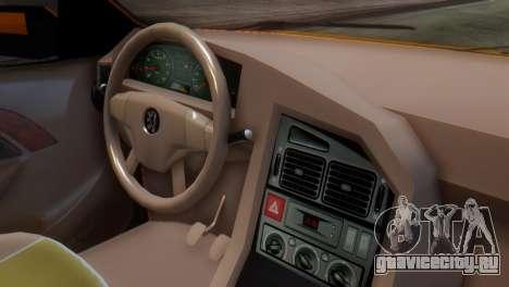 Peugeot 405 Slx Taxi для GTA San Andreas вид справа
