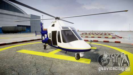 Buckingham Swift LCPD для GTA 4